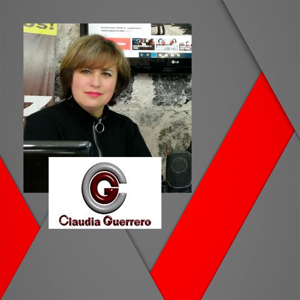 Claudia Guerrero Martínez